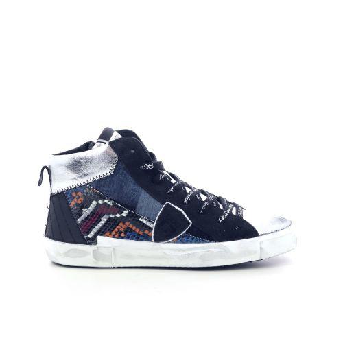 Philippe model solden sneaker zilver 207743
