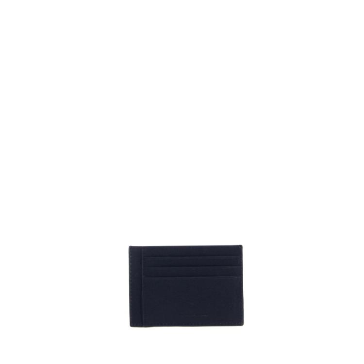 Piquadro accessoires portefeuille zwart 195666
