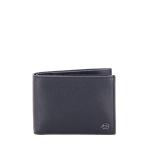 Piquadro accessoires portefeuille zwart 195668