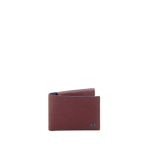 Piquadro accessoires portefeuille zwart 195671