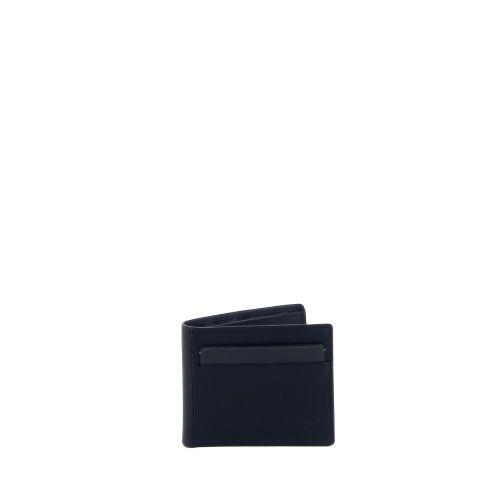 Piquadro accessoires portefeuille zwart 201318