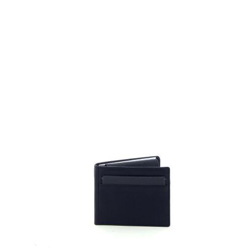 Piquadro accessoires portefeuille zwart 201320