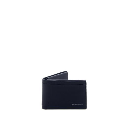 Piquadro accessoires portefeuille zwart 215463