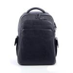 Piquadro tassen aktetas zwart 195663