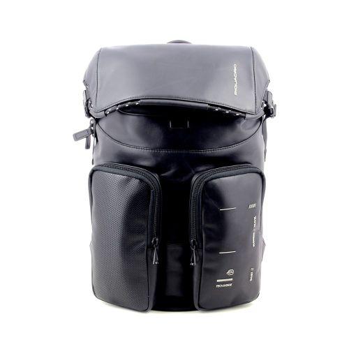 Piquadro tassen aktetas zwart 206339