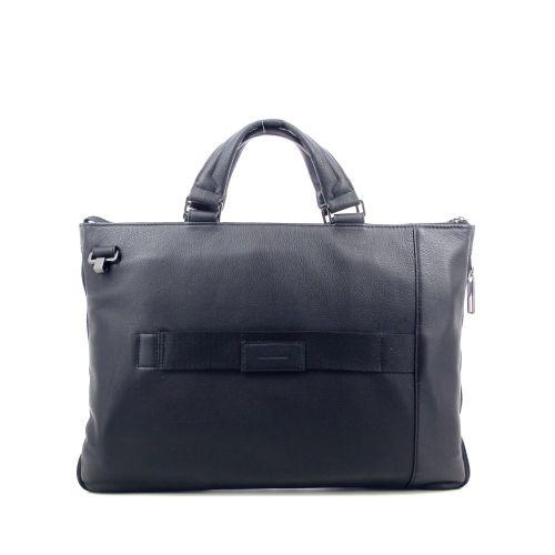 Piquadro tassen aktetas zwart 210391