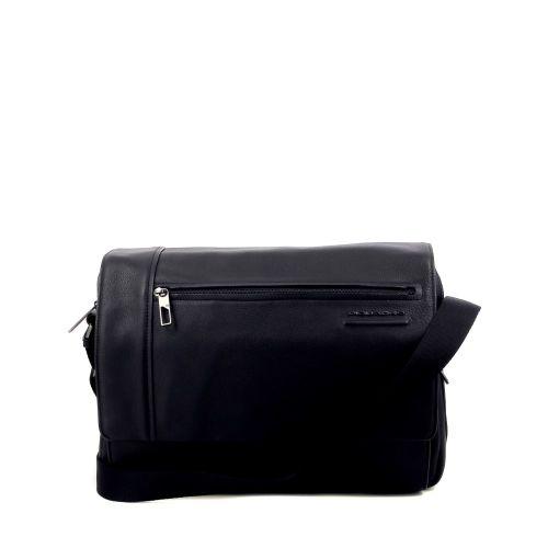 Piquadro tassen aktetas zwart 210392