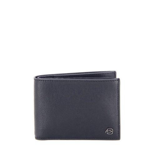 Piquadro  portefeuille zwart 195669