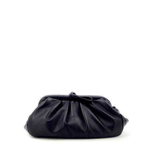 Plinio visona  handtas zwart 215286