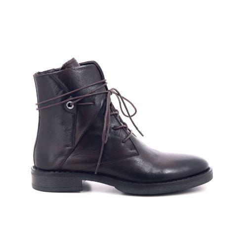 Poesie veneziane damesschoenen boots bruin 199234