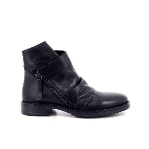 Poesie veneziane damesschoenen boots zwart 199236
