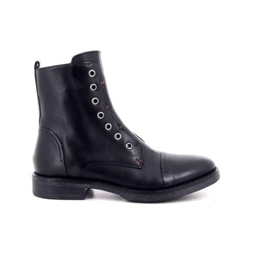 Poesie veneziane damesschoenen boots zwart 199237