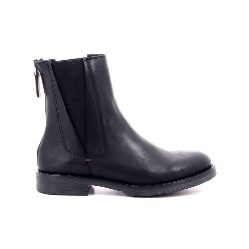Poesie veneziane damesschoenen boots zwart 209756