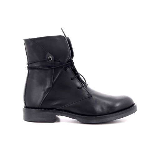 Poesie veneziane damesschoenen boots zwart 209757