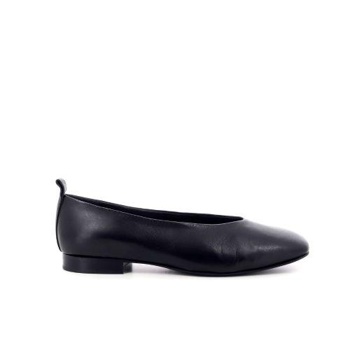 Poesie veneziane damesschoenen ballerina zwart 214829