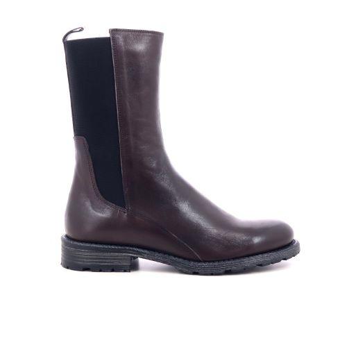 Poesie veneziane damesschoenen boots zwart 219055