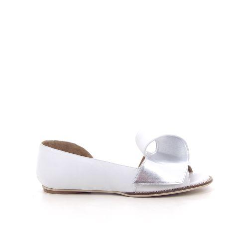 Poesie veneziane koppelverkoop sandaal wit 194996