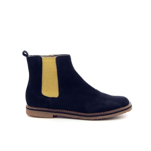Pom d'api  boots donkerblauw 199675