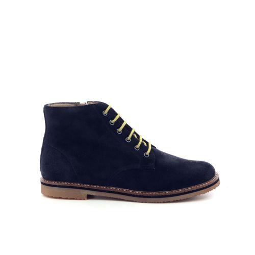 Pom d'api  boots donkerblauw 199676