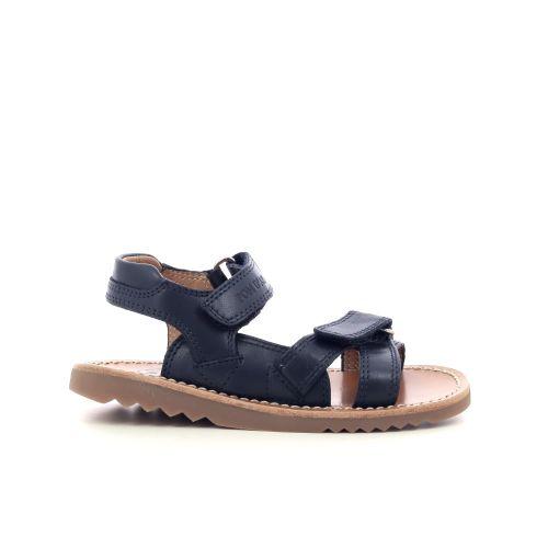 Pom d'api  sandaal donkerblauw 212509