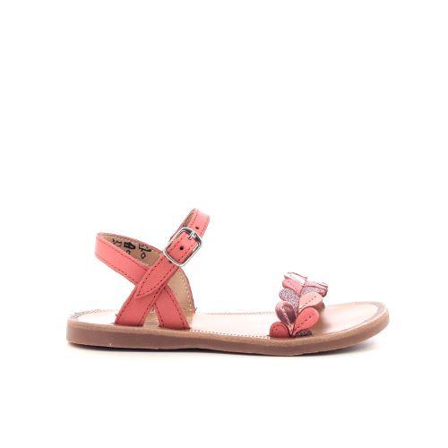 Pom d'api kinderschoenen sandaal goud 203665