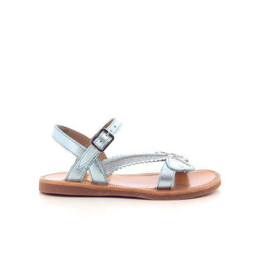 Pom d'api kinderschoenen sandaal naturel 193144