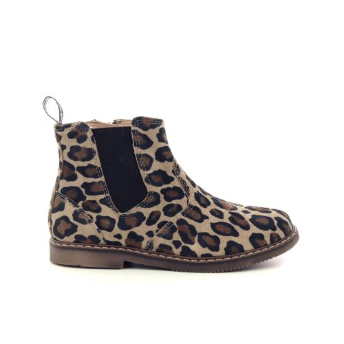 Pom d'api kinderschoenen boots naturel 199681
