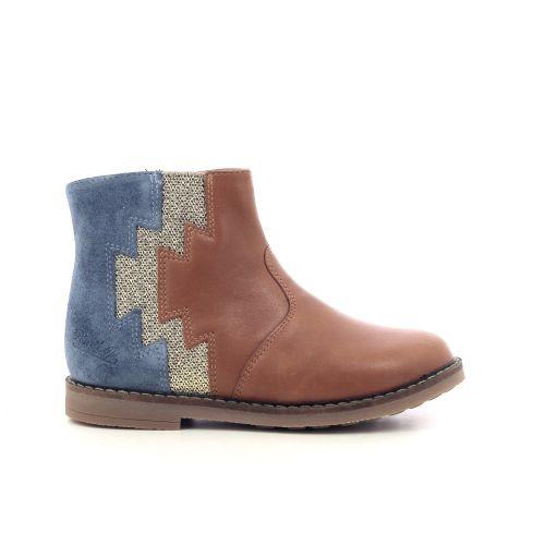 Pom d'api kinderschoenen boots naturel 210616