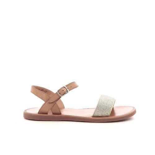 Pom d'api kinderschoenen sandaal naturel 212479