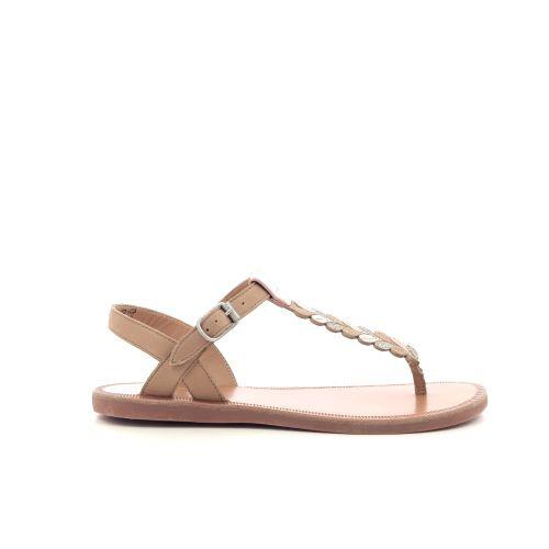 Pom d'api kinderschoenen sandaal naturel 212480