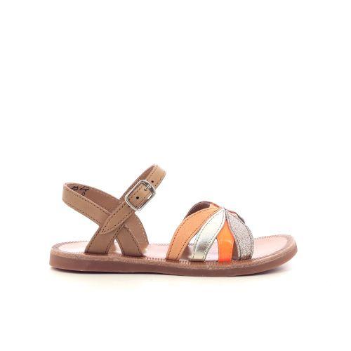 Pom d'api kinderschoenen sandaal naturel 212482