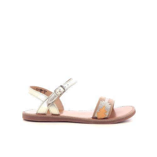Pom d'api kinderschoenen sandaal naturel 212487