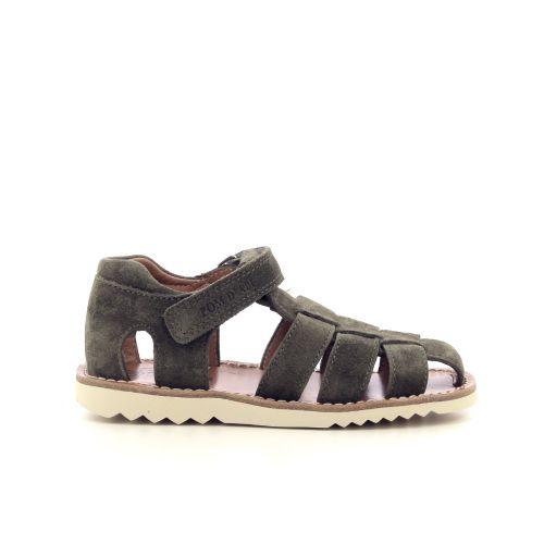 Pom d'api kinderschoenen sandaal naturel 212505