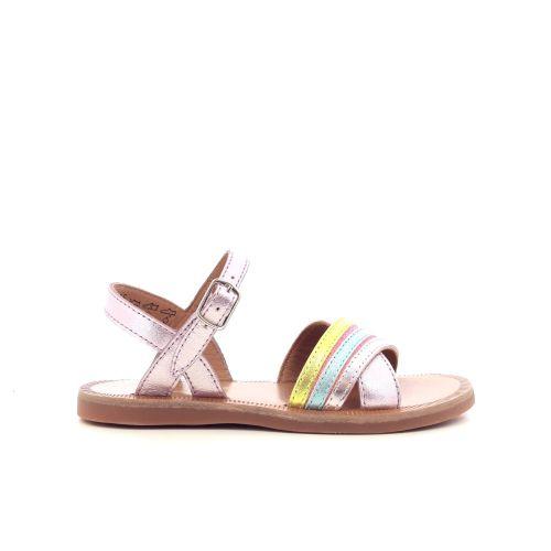 Pom d'api kinderschoenen sandaal pastel 213491