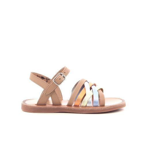 Pom d'api kinderschoenen sandaal pastel 213492