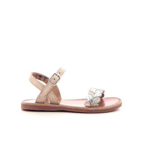 Pom d'api kinderschoenen sandaal poederrose 212483