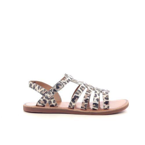 Pom d'api kinderschoenen sandaal poederrose 212490