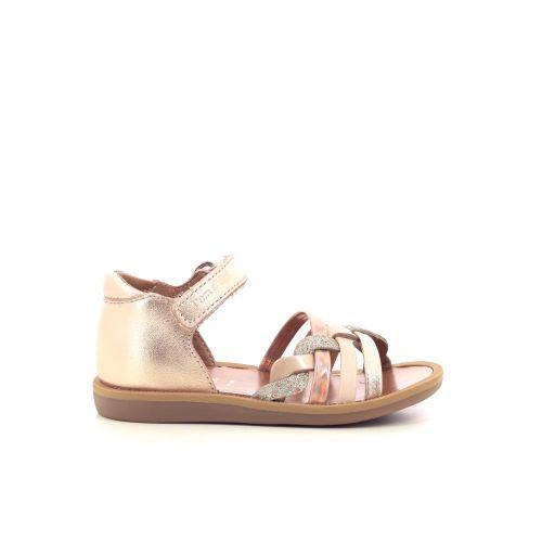 Pom d'api kinderschoenen sandaal poederrose 212498
