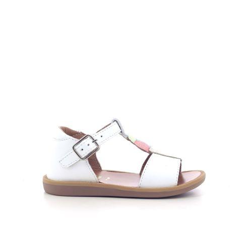 Pom d'api kinderschoenen sandaal wit 212496