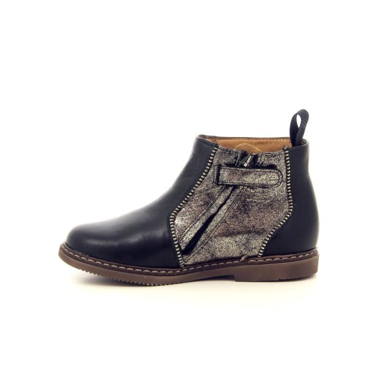Pom d'api kinderschoenen boots zwart 189025