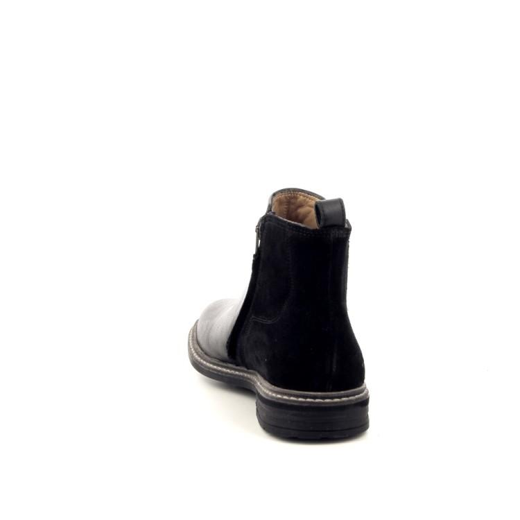 Pom d'api kinderschoenen boots zwart 189028