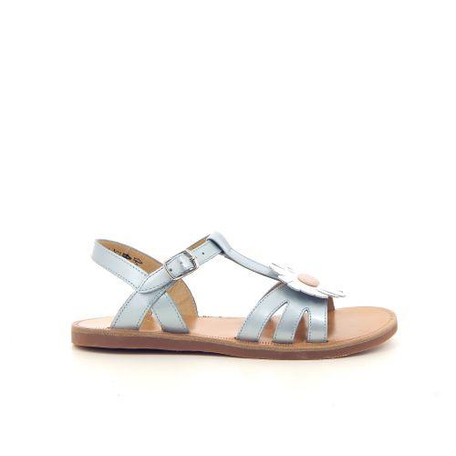 Pom d'api koppelverkoop sandaal hemelsblauw 183417