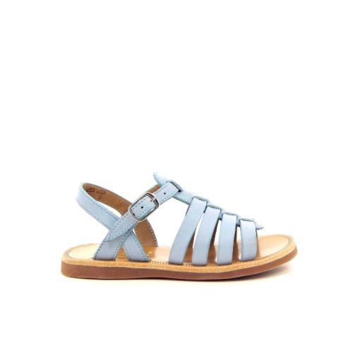 Pom d'api koppelverkoop sandaal lichtblauw 170159