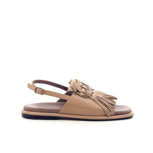 Pomme d'or damesschoenen sandaal camel 215786