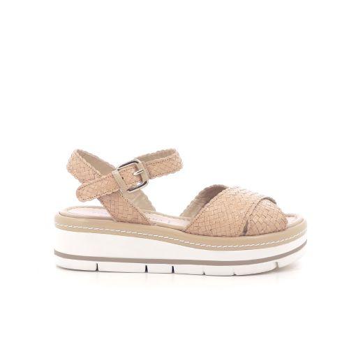 Pons quintana damesschoenen sandaal beige 204547