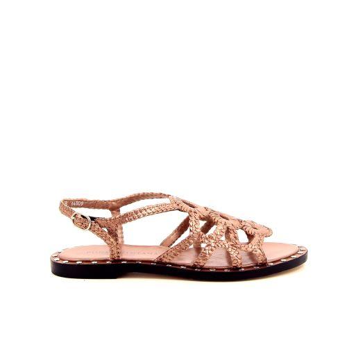 Pons quintana damesschoenen sandaal brons 172836