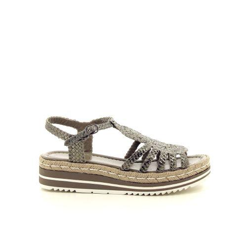Pons quintana damesschoenen sandaal kaki 193938