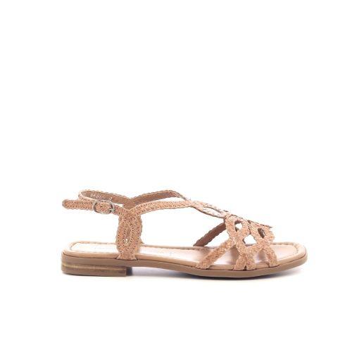 Pons quintana damesschoenen sandaal licht naturel 204550