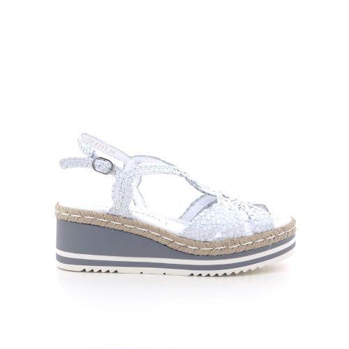 Pons quintana damesschoenen sandaal wit 204556