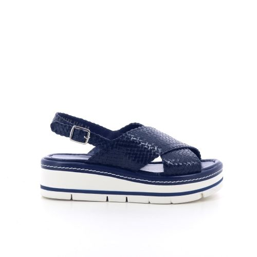 Pons quintana  sandaal donkerblauw 204546